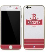 Houston Rockets Static iPhone 6/6s Skin