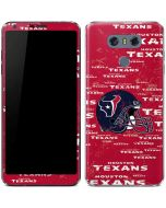Houston Texans - Blast LG G6 Skin