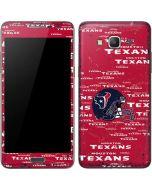 Houston Texans - Blast Galaxy Grand Prime Skin