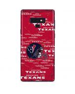 Houston Texans - Blast Galaxy Note 9 Skin