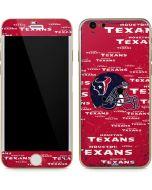 Houston Texans - Blast iPhone 6/6s Skin