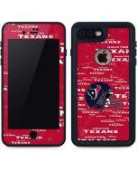 Houston Texans - Blast iPhone 8 Plus Waterproof Case