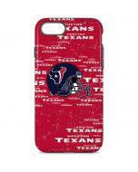 Houston Texans - Blast iPhone 8 Pro Case