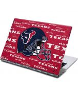 Houston Texans - Blast Yoga 910 2-in-1 14in Touch-Screen Skin