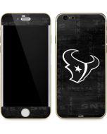 Houston Texans Black & White iPhone 6/6s Skin