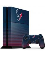 Houston Texans Breakaway PS4 Console and Controller Bundle Skin