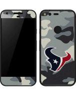 Houston Texans Camo Google Pixel Skin