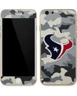 Houston Texans Camo iPhone 6/6s Skin