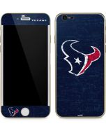 Houston Texans Distressed iPhone 6/6s Skin