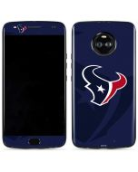 Houston Texans Double Vision Moto X4 Skin