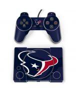 Houston Texans Double Vision PlayStation Classic Bundle Skin