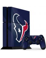 Houston Texans Double Vision PS4 Console and Controller Bundle Skin