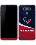 Houston Texans LG G6 Skin