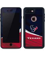 Houston Texans iPhone 8 Plus Waterproof Case