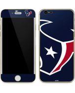 Houston Texans Large Logo iPhone 6/6s Skin