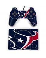 Houston Texans Large Logo PlayStation Classic Bundle Skin