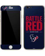 Houston Texans Team Motto iPhone 6/6s Skin