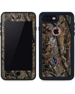 Houston Texans Realtree AP Camo iPhone 8 Plus Waterproof Case