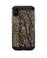 Houston Texans Realtree AP Camo iPhone XS Max Cargo Case