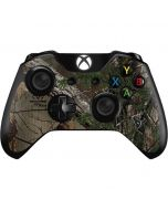 Houston Texans Realtree Xtra Green Camo Xbox One Controller Skin