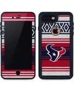 Houston Texans Trailblazer iPhone 8 Plus Waterproof Case
