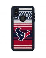 Houston Texans Trailblazer iPhone X Waterproof Case
