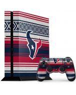 Houston Texans Trailblazer PS4 Console and Controller Bundle Skin