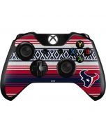 Houston Texans Trailblazer Xbox One Controller Skin
