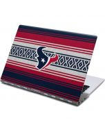 Houston Texans Trailblazer Yoga 910 2-in-1 14in Touch-Screen Skin