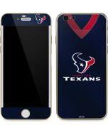 Houston Texans Team Jersey iPhone 6/6s Skin