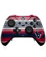 Houston Texans Trailblazer Xbox One Elite Controller Skin