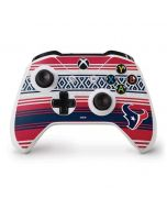 Houston Texans Trailblazer Xbox One S Controller Skin
