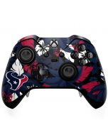 Houston Texans Tropical Print Xbox One Elite Controller Skin