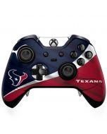 Houston Texans Xbox One Elite Controller Skin