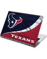 Houston Texans Yoga 910 2-in-1 14in Touch-Screen Skin