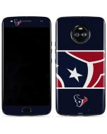 Houston Texans Zone Block Moto X4 Skin