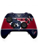Houston Texans Zone Block Xbox One Elite Controller Skin