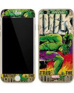 Hulk Battles The Inhumans iPhone 6/6s Skin