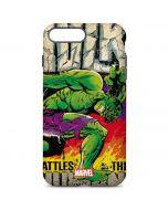 Hulk Battles The Inhumans iPhone 7 Plus Pro Case