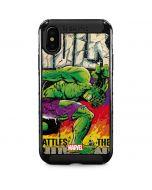 Hulk Battles The Inhumans iPhone XS Max Cargo Case