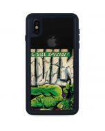 Hulk Battles The Inhumans iPhone XS Waterproof Case