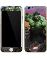 Hulk Flexing iPhone 6/6s Skin