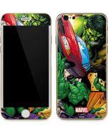 Hulk in Action iPhone 6/6s Skin