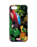 Hulk in Action iPhone 8 Pro Case