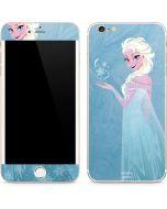 Ice Blue Elsa iPhone 6/6s Plus Skin
