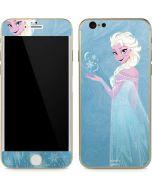 Ice Blue Elsa iPhone 6/6s Skin