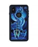 Ice Dragon iPhone X Waterproof Case