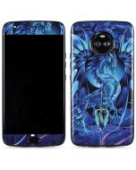 Ice Dragon Moto X4 Skin