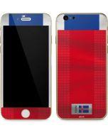 Iceland Soccer Flag iPhone 6/6s Skin