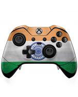 India Flag Distressed Xbox One Elite Controller Skin